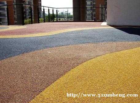 成都彩色透水混凝土 透水砼 透水混凝土原材料厂家 透水地坪