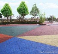 亳州彩色透水混凝土 透水砼 透水混凝土原材料厂家 透水地坪