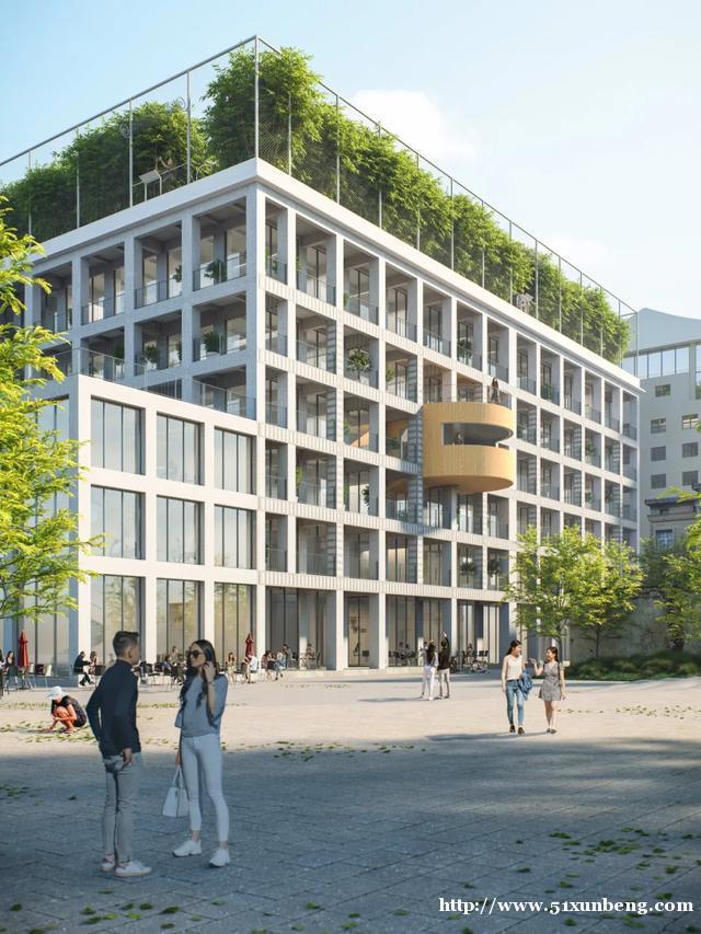 【建筑物改造设计方案】深圳南头古城旧建筑物改造成创意工厂